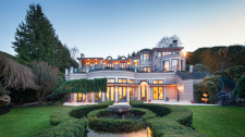 At $63 million, 21,000-square-foot mansion sets Vancouver real estate record | CTV Vancouver News